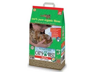 Okoplus Cats Best Cat Litter Image